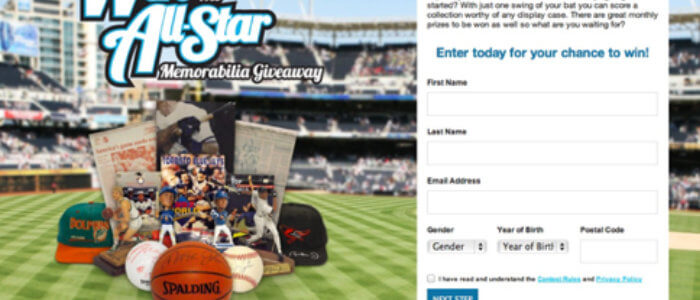 2013 All-Star Giveaway
