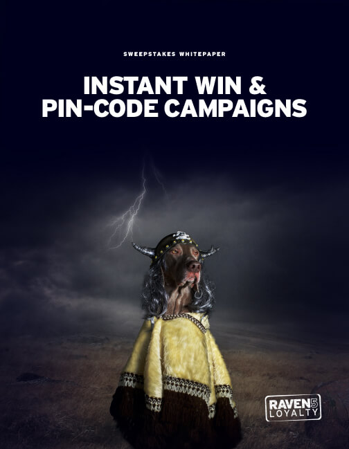 Instant win & Pin-code campaigns