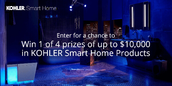 Customized Sweepstakes Case study – KOHLER